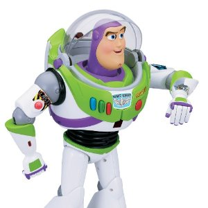 Buzz Lightyear Toy Story Puppetering Pose